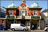 Being buccan booked (* RICHARD M (6.5+ MILLION VIEWS)) Tags: street candid thebucaneereastbourne trafficwarden vehicles cars motors architecture publichouses pubs boozers alehouses windows glass minarets balconies victorianarchitecture victoriana eastbourne eastsussex sussex england unitedkingdom uk greatbritain britain britishisles humour femaletrafficwarden ornatebuildings thedecisivemoment incongruous incongruity uhoh gotcha williamcavendish7thdukeofdevonshire dukeofdevonshire jobsworth parkingticket parkingwarden metremaid metermaid buccaneer buccaneers joysofmotoring tickets fixedpenalties parkingfines illegalparking eastbournelandmarks
