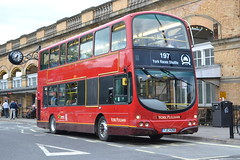 York Pullman TJZ4286 (Will Swain) Tags: york 27th may 2017 bus buses transport travel uk britain vehicle vehicles county country england english north east city centre yorkshire pullman tjz4286 former lf52zrx goahead london general wvl38