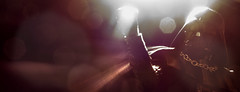 POWEERRR!!! (tomtommilton) Tags: toy toyphotography actionfigure starwars darthvader light dark shadow macro closeup movie cinematic lensflare blur