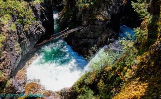 Little Qualicum Falls - Pool