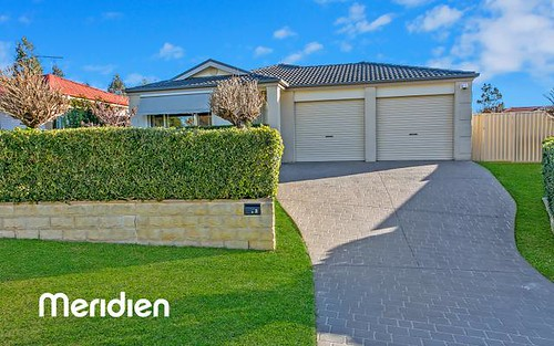3 Prestwick Ave, Rouse Hill NSW