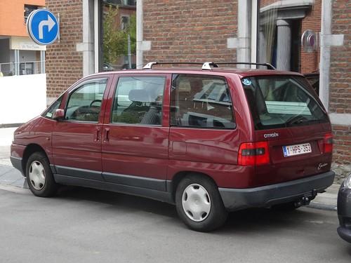 1990's Citroën Evasion