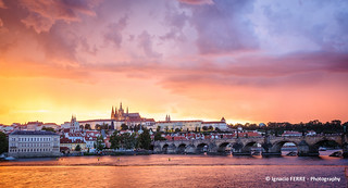 Before the storm, Prague #3