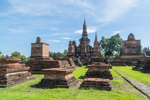sukhothai - thailande 12