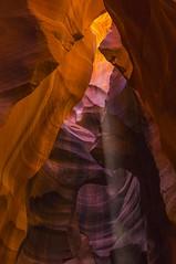 Upper Antelope Canyon (benereshefsky) Tags: antelopecanyon page arizona canyon slotcanyon navajo upper az southwest us unitedstates sony travel travelphotography photography travelphotographer nature sunbeam