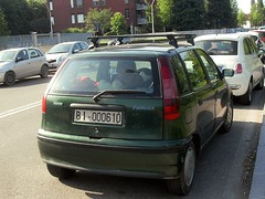 Fiat Punto 75 ELX 1994 (LorenzoSSC) Tags: fiat punto 75 elx 1994