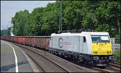 ECR 186 179 | Köln Süd (lry.97) Tags: bombardier traxx br baureihe 186 179 db deutsche bahn schenker cargo dbc dbs ecr euro rail köln koeln süd sued