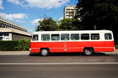 DSCF1277a_jnowk64 (jnowak64) Tags: poland polska malopolska cracow krakow krakoff zwierzyniec komunikacja autobus lato mpk mik