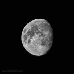 Our Moon (sairamreddy3) Tags: moon nature naturalsatellite canondigital digicam ixus95is 12xzoom spotmetering tripod seaoftranquillity ulkanagari garkheda aurangabad maharashtra world cool