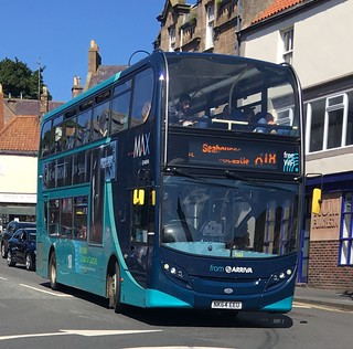 Arriva North East 7533 NK64 EEU