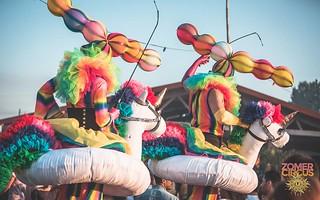 unicorn riders