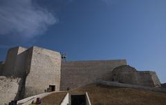 Sibenik_: Fortezza di San Michele (1 of 1) (Silvio Spaventa - Spav'68) Tags: cr9oazia croatia hrvatska sibenico sibenik castello castle fortezza fortless mura wall estate summer nikon d90 spav68 bluesky cielo