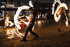 Fire Spinners at South Bank full moon gathering (katja Heber) Tags: fireperformers fireswinging hulahoop night fire breathing devilsticks juggling london southbank events fullmoon lights colorful art circus skills longexposure lighttrails katjaheber katjalichtermeer photography streetphotography