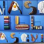 Nashville Food mural thumbnail