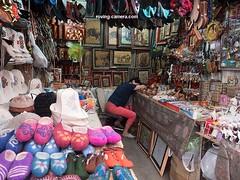 Sleeping Vendor at Osh Market in Bishkek, Kyrgyzstan (deemixx) Tags: kyrgyzstan bishkek oshmarket market bazaar sleep burnout overwork stress exhaustion