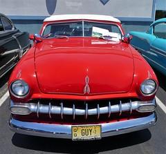 1949 Ford Custom (bballchico) Tags: 1949 ford convertible custom continentalkit guyvanderhoof customcarrevival carshow