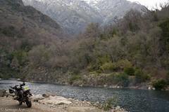 El Melado. Séptima Región del Maule. Chile. 2017 (Santiago Azar) Tags: sony sonya7 35mm carlzeiss chile bmwr1150gsadventure bmw motorcycle gs r1150gs outdoor mountains