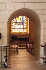 143 juillet 2017 - Candes Saint-Martin au confluent de la Loire et la Vienne, l'Abbatiale Saint-Martin (paspog) Tags: candessaintmartin abbatiale saintmartin abbatialesaintmartin loire vienne confluent juillet july 2017