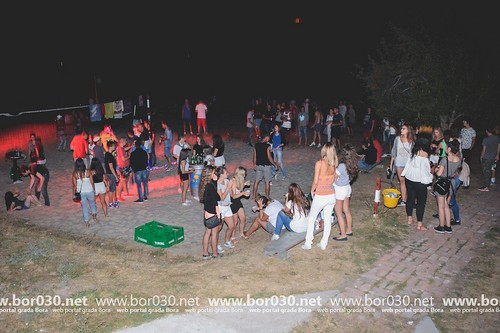 Hot summer night party (09.08.2017.)