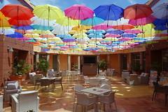 Playa de las Américas: cafetaria 'After Work Plaza' in C.C. Arcade (JdRweb) Tags: playadelasamericas sonydscrx100 tenerife