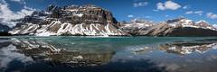 Bow Lake (mgirard011) Tags: improvementdistrictno9 alberta canada ca 300faves
