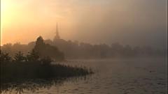 Morning mist. (Katarina Östergren) Tags: sunrise lindesberg lindesjön morningmist haze nokia lumia 1020