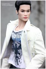 Tate Tanaka (enigma02211) Tags: tatetanaka theindustry integritytoys fashionroyalty dollphotography fashiondoll fashion believethehypetatetanaka