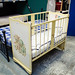 Baby cot comes with mattress  E45