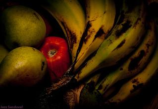 Frutas. Tahiche, febrero 2009.