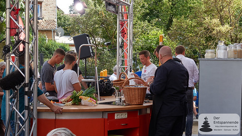 SWR Marktfrisch am 24.08.2017 in Selzen