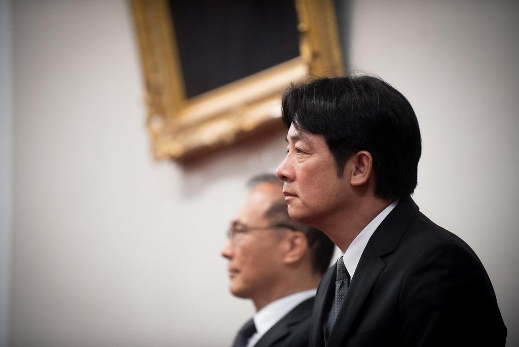 09.05 新任行政院長將由臺南市長賴清德接任 by presidential office, on Flickr