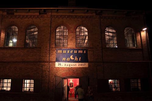 "Museumsnacht Kiel (44) Alte Gießerei • <a style=""font-size:0.8em;"" href=""http://www.flickr.com/photos/69570948@N04/36651815390/"" target=""_blank"">Auf Flickr ansehen</a>"