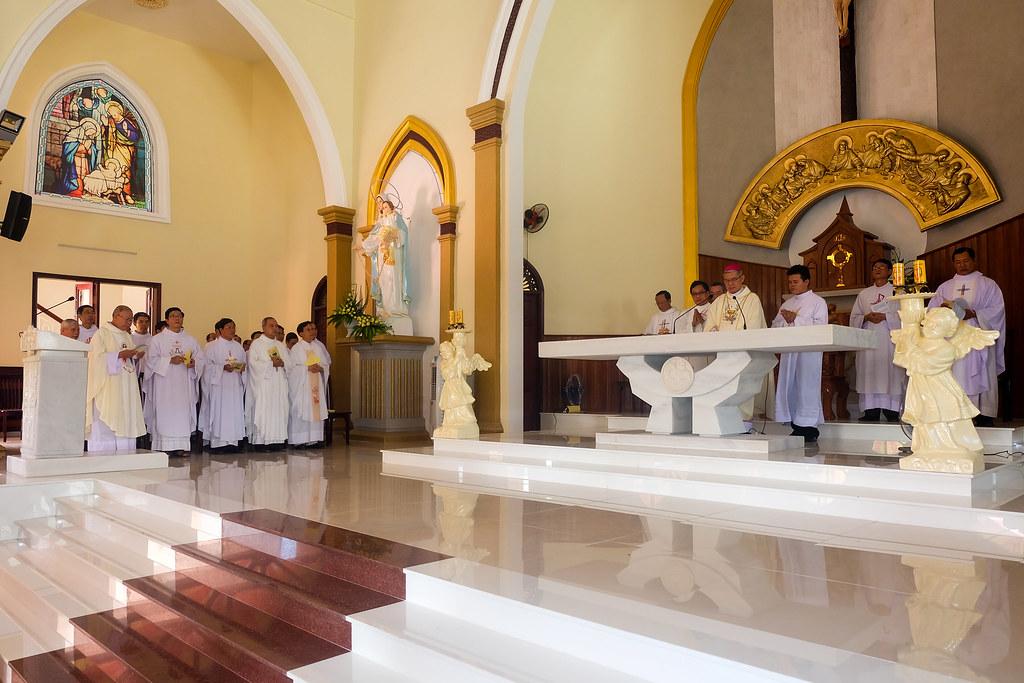 Thánh lễ tạ ơn khánh thành nhà thờ Hòa Cường – Giáo phận Đà Nẵng - Ảnh minh hoạ 15
