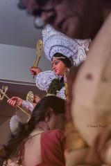 Ready to leave (The.Expressionist) Tags: incredibleindia durgapuja dussehra indianculture incridbleindia indiainlove chennai festival hindu religious religion faith hope ritual monochrome boron sindurkhela bengali