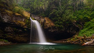Iron Creek Falls