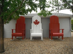 #hbm (Mr. Happy Face - Peace :)) Tags: bench benchmonday happybenchmonday chair seat art2017 canada sask cypresshills scenery canada150