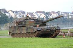 Leopard 2 A4 (Combat-Camera-Europe) Tags: mbt kampfpanzer leopard leopard2 heer armee army military militär nato otan leopard2a4 mainbattletank german armed forces rheinmetall mak wtd wts koblenz kampftruppen