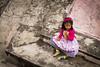 Mango (sierramarcos14695) Tags: antiguaguatemala guatemala retrato cotidianidades sony a58 portait exploranod viaje travel convento antiguo comida comiendo niña vestido virgen fiesta fuente colonial feliz felicidad mango fruta comer rosa