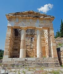 The Treasury (david.john.lee) Tags: ancient greece delphi