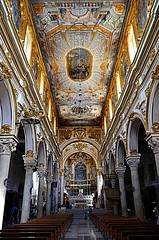 Golden church (Frandisia) Tags: basilicata matera southitaly italy nikon nikonista gold golden architecture amazing beautiful art