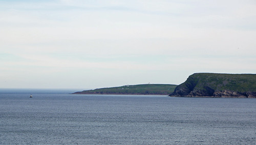 Cape Spear from Fort Amhearst