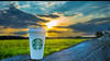 Starbucks and sunset (spencerrushton) Tags: spencerrushton spencer sun sky starbucks canon canonlens canonl colour canon5dmkiii 5dmkiii 5dmk3 24105mm canon24105mmlf4 24105 manfrotto manfrottotripod walk wood windsor windsorgreatpark windsoruk uk landscape coffee cup outdoors nature raw lightroom woods tree garden gardens green orange dslr dethoffield availablelight