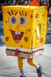 Sponge Bob - DragonCon Atlanta Cosplay 2017