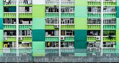 Shades of Green - Hongkong 50/188 (*Capture the Moment*) Tags: 2017 architecture architektur himmel hochhaus sky skyscraper sonya7m2 sonya7mii sonya7mark2 sonya7ii sonyfe1635mmf4zaoss sonyilce7m2 urban urbanliving
