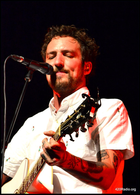 Frank Turner & The Sleeping Souls - Keller Auditorium, Portland, OR - 09/11/17