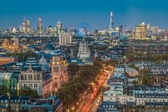 When a man is tired of London… (aurlien.leroch) Tags: london londres skyline nikon cityscape bigben shard longexposure