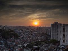 São Paulo (felipe sahd) Tags: city cidade sãopaulo brasil entardecer sudeste