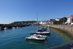 St Peter Port Harbour, Guernsey