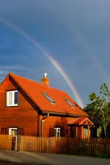 17-08_DSCF4522 (Jacek P.) Tags: poland polska podlasie augustowskie tęcza rainbow