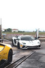 At the Car Wash (Beyond Speed) Tags: lamborghini aventador s huracan performante supercar supercars car cars carspotting nikon v12 v10 white yellow spoiler automotive automobili auto combo italy italia